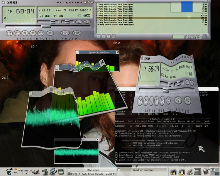 DirectFB 1.4.7 Free Download, ...